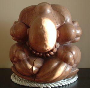 Bouddha boude