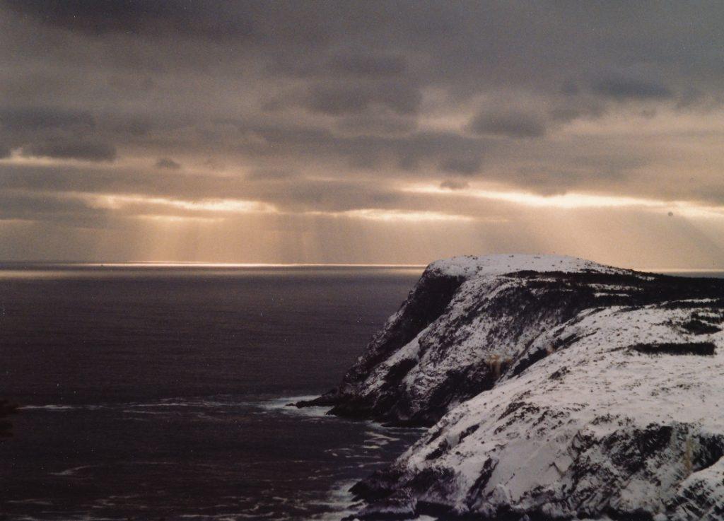 Near St. John's, Newfoundland, February 2006